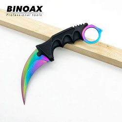 Karambit Knife CS GO Counter Strike Knives Survival Hunting Knife Camping Tools