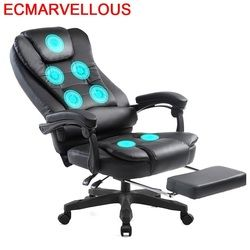 Boss Massage Taburete Stool Gamer Stoelen Bureau Meuble Stoel Sillon Lol Leather Computer Cadeira Poltrona Silla Gaming Chair