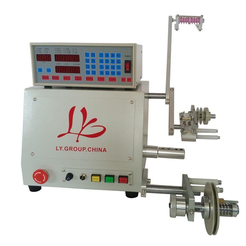 LY 810 Computer Automatische Spule Wickler Wickel Maschine für 0,03 zu 1,2mm draht 400W