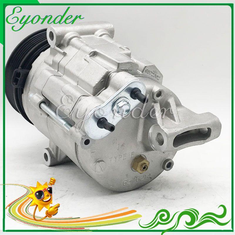 A/C AC Klimaanlage Kühlung Kompressor für CHEVROLET Trailblazer 3.6L COLORADO 7 52122497 52122482 2012-2019 Diesel
