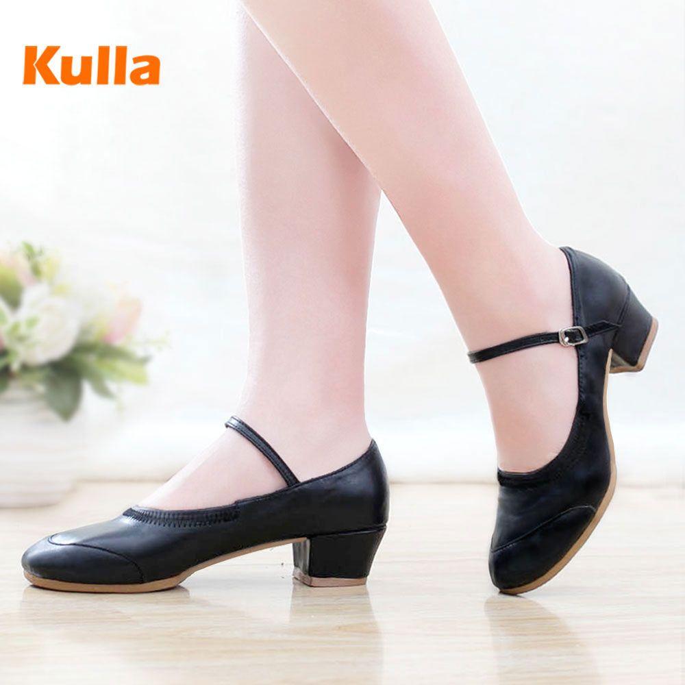 Nouvelles chaussures de danse femmes semelle souple dames moderne Salsa chaussure Latin pratique chaussures de danse pour femme filles Jazz carré chaussures de danse