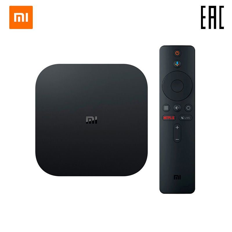 TV präfix Xiao mi mi Box S