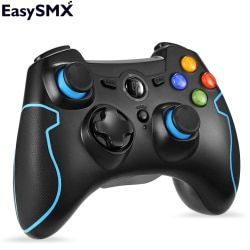 EasySMX ESM-9013 Gamepad Joystick Game Controller Joypad with Virbation Gamepad for Xiaomi TV Box Android Phone PS PC Gamers