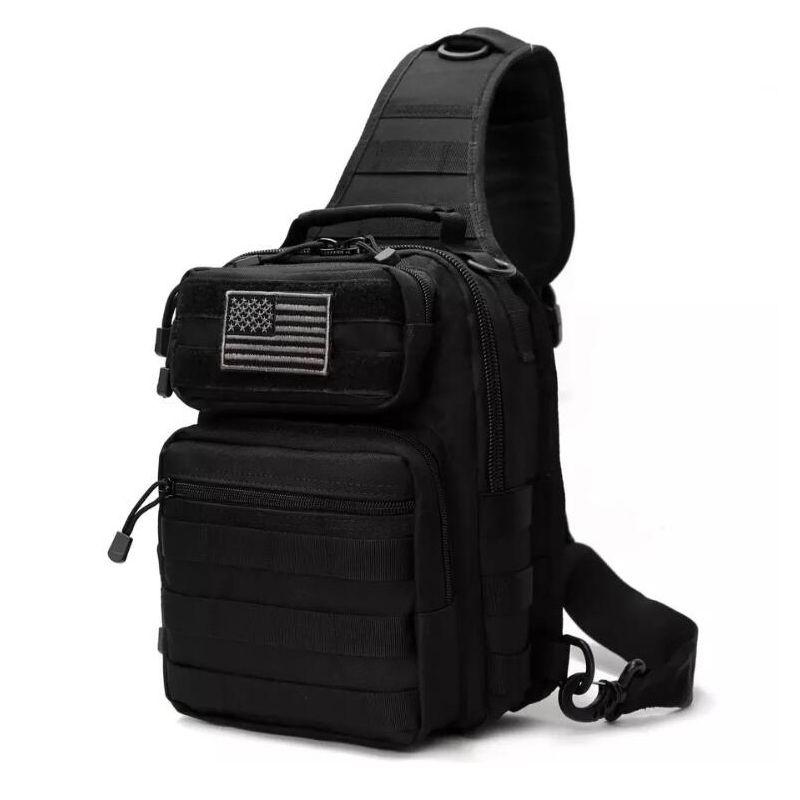 2018 nouveau Outlife Hotsale 800D militaire tactique sac à dos épaule Camping randonnée Camouflage sac chasse sac à dos utilitaire