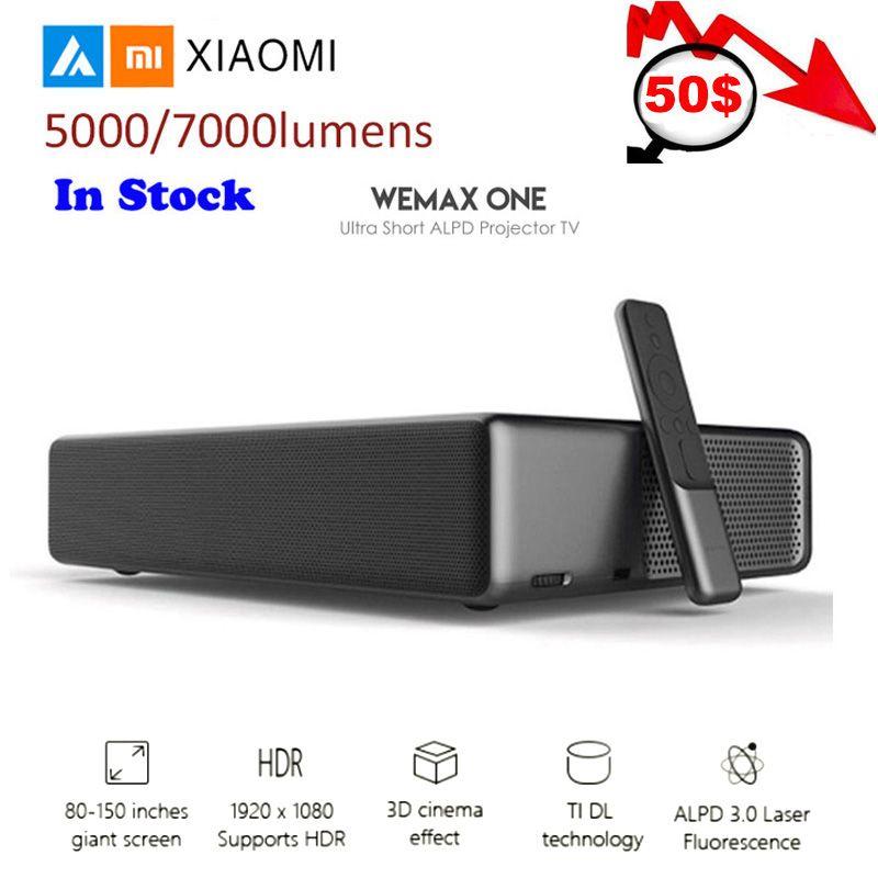 Xiaomi Wemax One PRO Laser Projektor Android Lumen TV 150