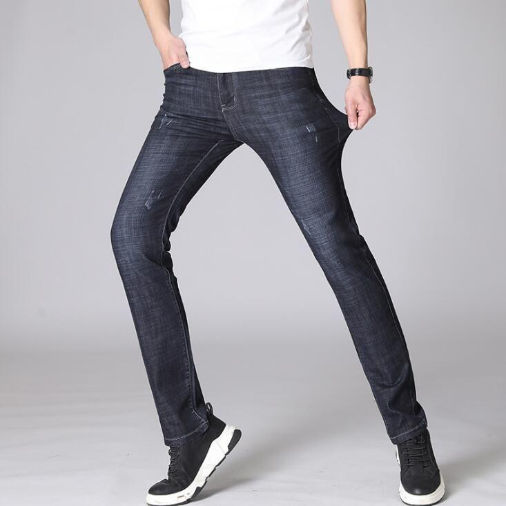 2019 nouveauté Stretch pleine longueur pour hommes Discount offres spéciales Top qualité pantalon livraison gratuite