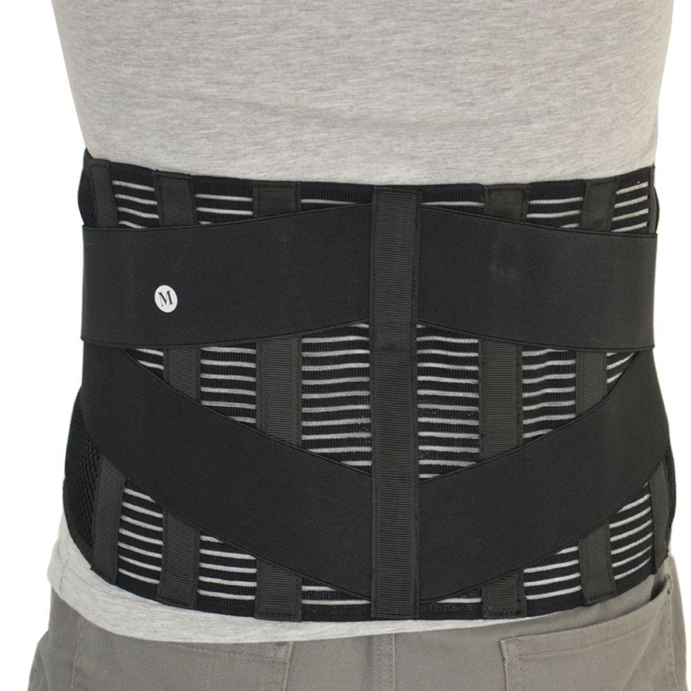 Orthopédique Posture correcteur orthèse nouveau élastique réglable bas du dos Corset ceinture soutien lombaire ceinture Corset hommes femmes