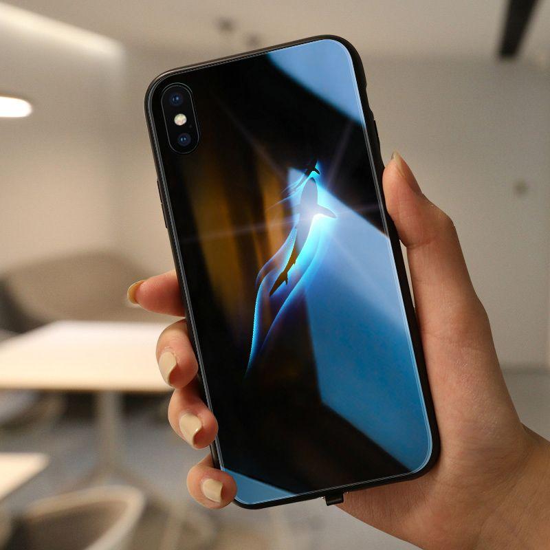 mofi case for iphone huawei LED case dropshipping