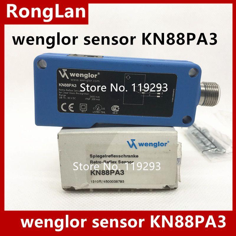 [BELLA] neue original authentischen ort wenglor sensor KN88PA3