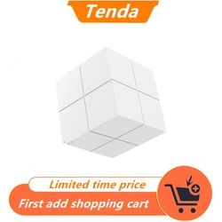 Tenda Nova MW6 Wireless Wifi Mesh Router 11AC Dual Band 2.4Ghz/5.0Ghz Wifi Repeater Mesh WiFi System APP Remote Manage English