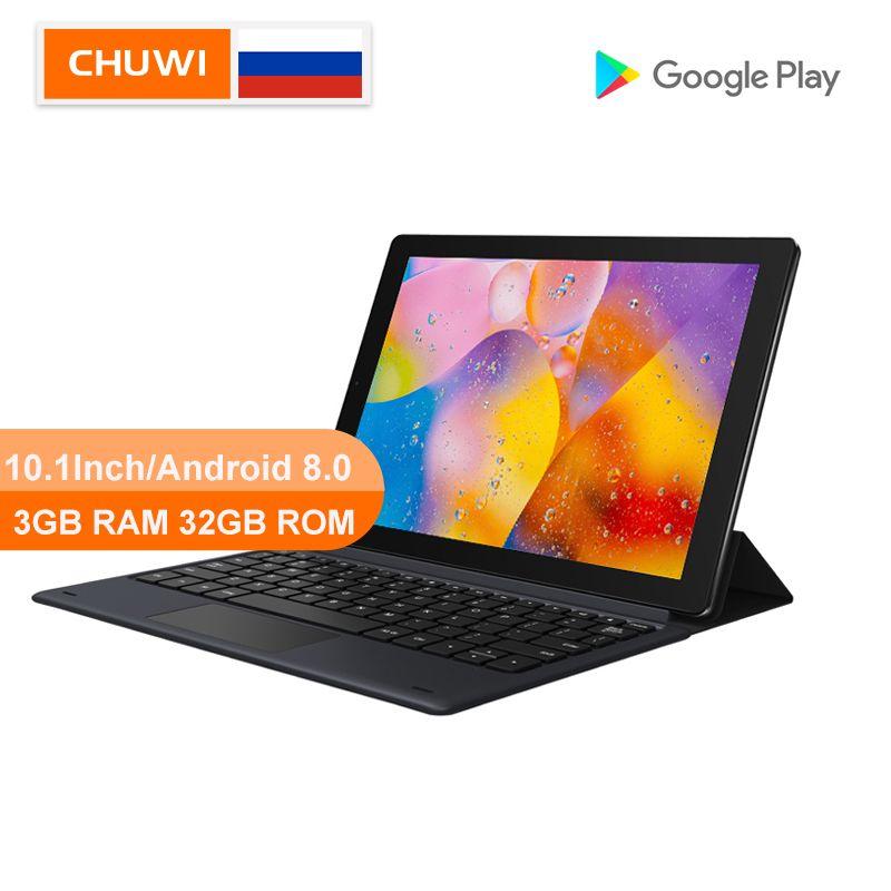 CHUWI Original HiPad LTE MT6797 X27 Deca Core 10,1 zoll Android 8.0 3GB RAM 32GB ROM 4G Telefon call Tablet 1920*1200 Auflösung