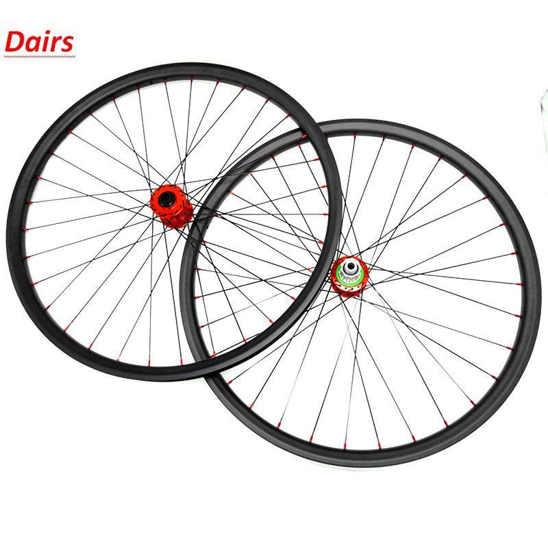 27.5er fahrrad mtb räder HOFFEN pro4 142*12 100*15 steckachse carbon mtb räder 35x25mm fahrrad räder mountainbike laufradsatz