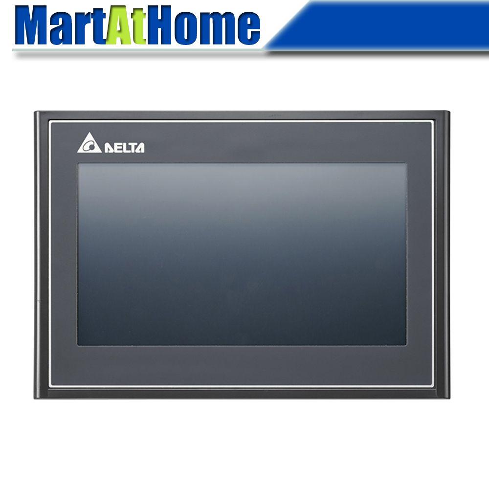 DELTA DOP-107WV Erweiterte Ethernet 7 zoll TFT Touch Panel HMI Human Machine Interface 2 COM Ports 256 MB USB