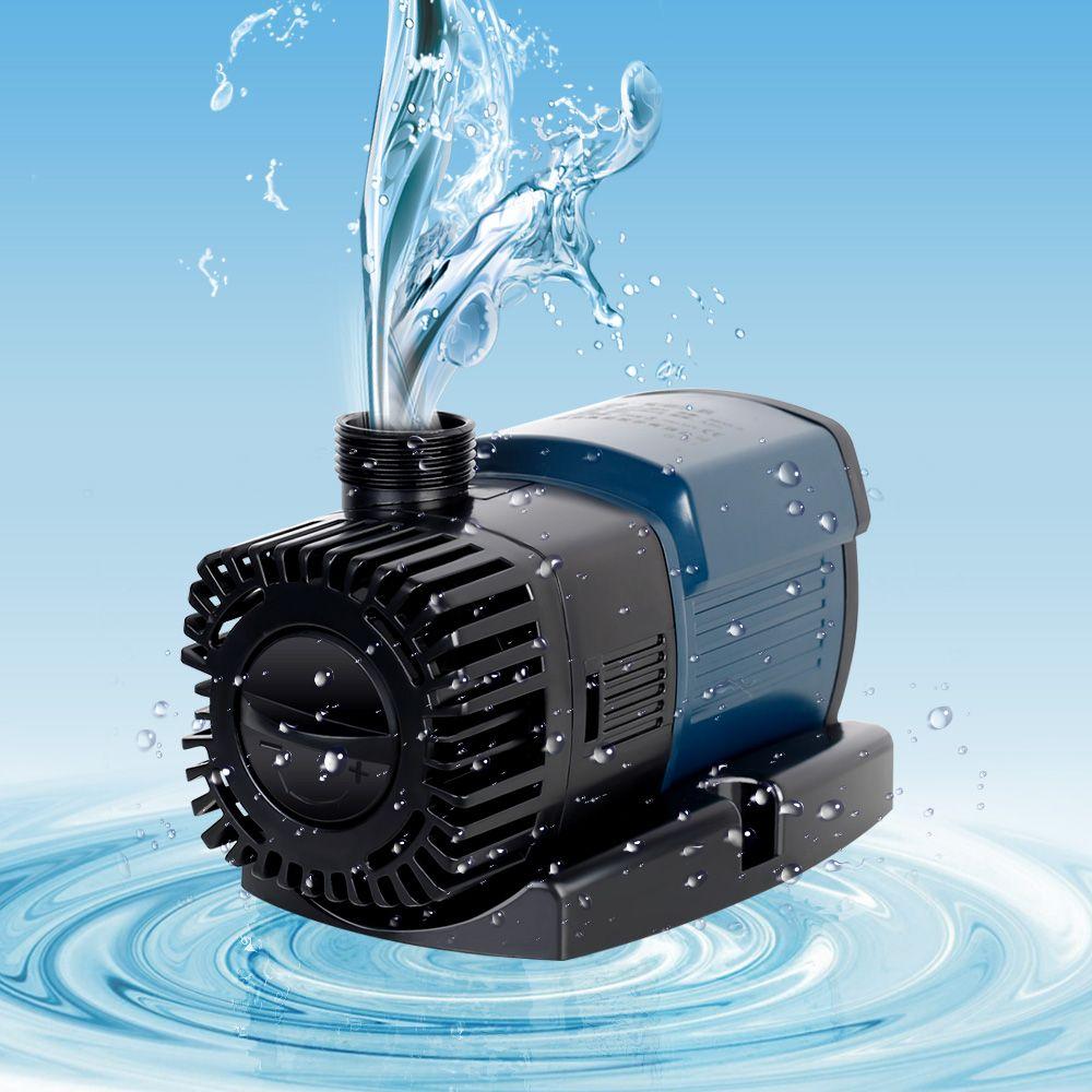 SUNSUN JTP Serie Einstellbare Aquarium Wasserpumpe für Hydrokultur Teich Umwälzpumpe Tauch Wasser Brunnen Steingarten Pumpe