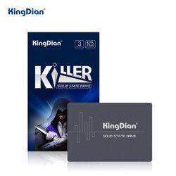 KingDian SSD 1tb HDD 2.5 SATA SSD 120gb 240 gb 480gb SATAIII HD SSD 512gb 256gb 128gb Internal Solid State Hard Drive 60gb 32gb