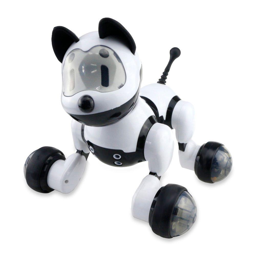 Interaction Smart Robot Dog Voice Control Kids Toy Intelligent Talking Dancing Robot Dog Toy Electronic Pet Kids Birthday Gift