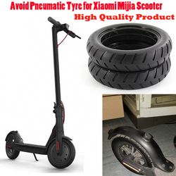 Upgraded Tire for Xiaomi Mijia M365 Scooter Solid Tire Tyre Wheels 8 1/2X2 for Xiaomi Electric Skate Board Avoid Pneumatic Tyre