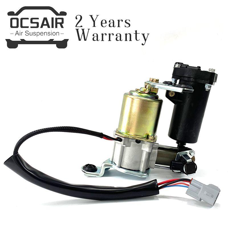 Luftfederung Kompressor Pumpe mit Trockner für Toyota Land Cruiser Prado 120/4 Runner/Lexus GX470/GX460 /Land Cruiser 150