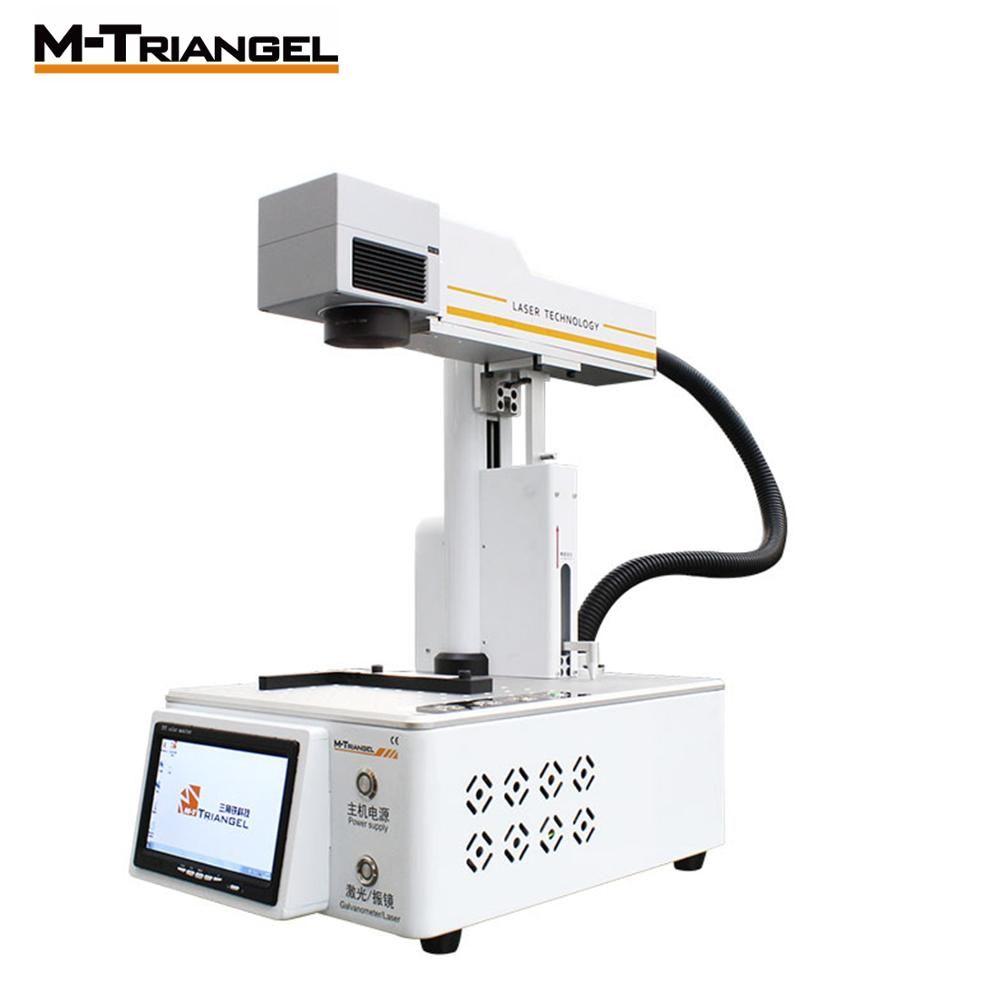 2019 technische Aktualisierung Version Laser Trenn Maschine für iPhone XR XS Max X 8 P 8 Zurück Glas Remover LCD bildschirm Rahmen Reparatur