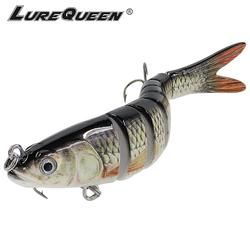 Fishing Lure Sinking Wobblers Crankbaits Hard Lure Pike Jointed Swimbait Artificial Bait Fishing Tackle Bass Trout Fishing Lures