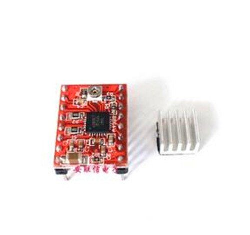 Free Shipping!!!   3D printer / A4988 / stepper  driver / Reprap / red  module sensor