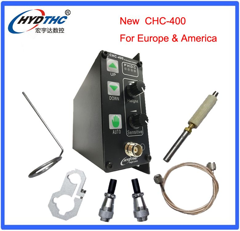Schnelle lieferung kapazitiven brennerhöhensteuerung CHC-400 für cnc-brennschneidmaschine update modell von CHC-200E