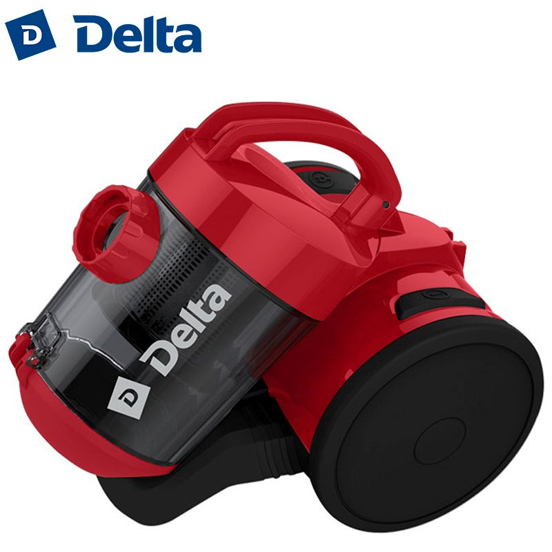 DL-0829 staubsauger hoover 1600 W Abnehmbare abreinigbare HEPA-filter geräuscharm ebene Multilevel filterung system DELTA