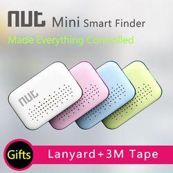 Original Nut Smart key Finder 2 3 Mini Itag Bluetooth Tracker Anti Lost Reminder Finder Pet Wallet Phone Finder for Smart phone