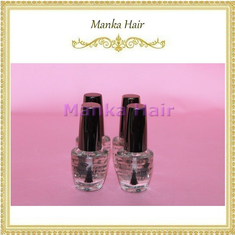 2 pcs/lot high quality super glue used for wigs Adhesive super tape glue for wigs or toupee lace wig glue