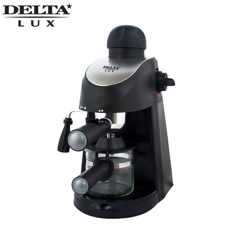 DL-8150K Kaffee maker maschine schwarz tropf, cafe haushalts amerikanischen kunststoff material, voll automatische, arbeiten DELTA