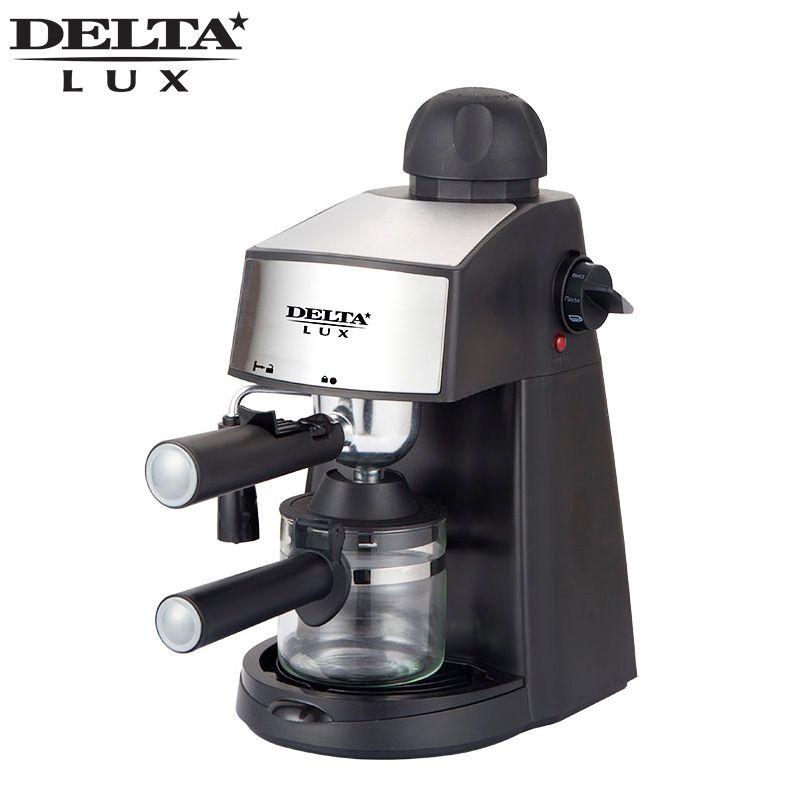 DL-8151K Kaffee maker maschine schwarz tropf, cafe haushalts amerikanischen kunststoff material, voll automatische, arbeiten DELTA