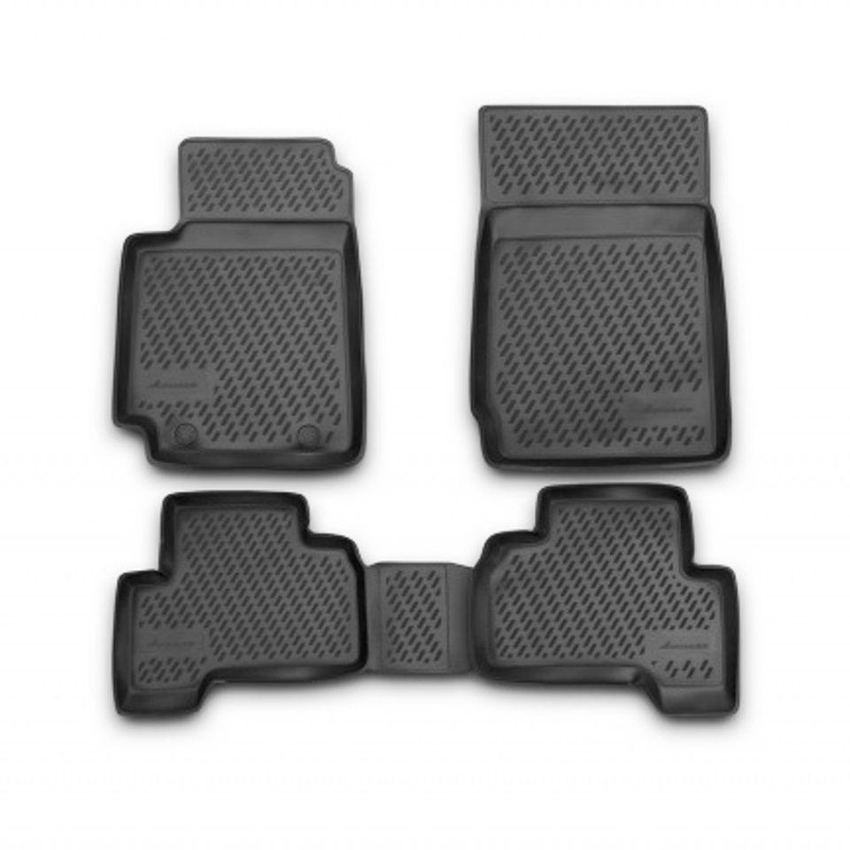 Neue Boden matten für Suzuki Grand Vitara 5-türen 2005 2008 2011 2012 2013 2015 2016 Element CARSZK00005 Russland lager