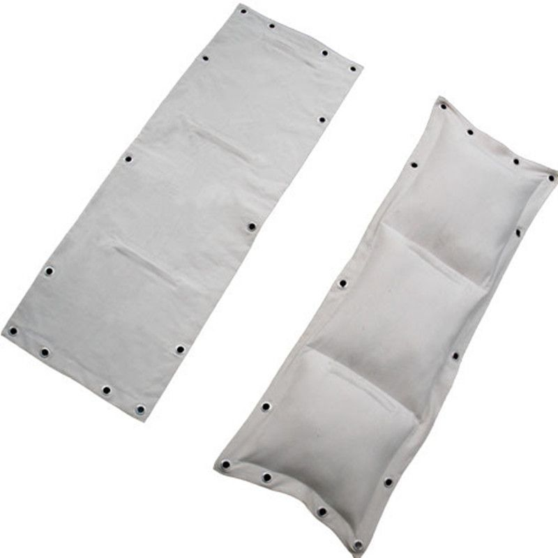 Wing Chun Wall Bag 112*40cm 3-Sections Punch Bag Kung Fu Martial Arts boxing Bag Sand Bag