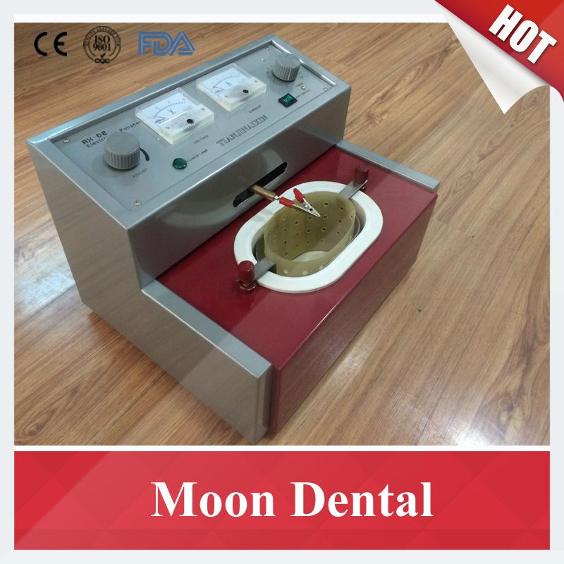 CE Approved AX-D2 Anode Swing Dental Electrolytic Polishing Machine Polisher Dental Lab Equipment for Dental Lab Technician