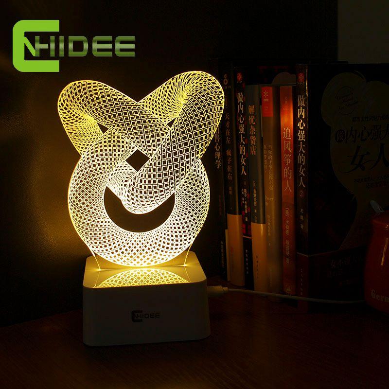 CNHIDEE USB фонарь светильник Touch Table Lamp светильник для чтения лампа светодиодная настольная лампа светодиодная ночник светодиодный ночной свет...
