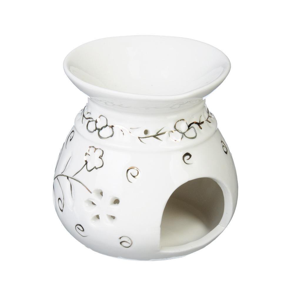 Keramik inscense brenner aroma lampe für kerze präsentieren wohnkultur aromatherapie entspannende angenehmer geruch 536-309