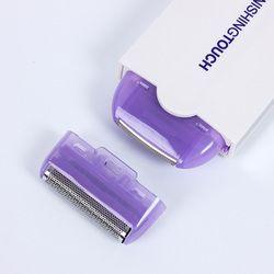 Sensa rambut Remover Unisex InstantPain Gratis Hair Removal-cahaya Removal Alat Cukur Aman untuk Wajah Tubuh UNI EROPA Plug 1 pcs
