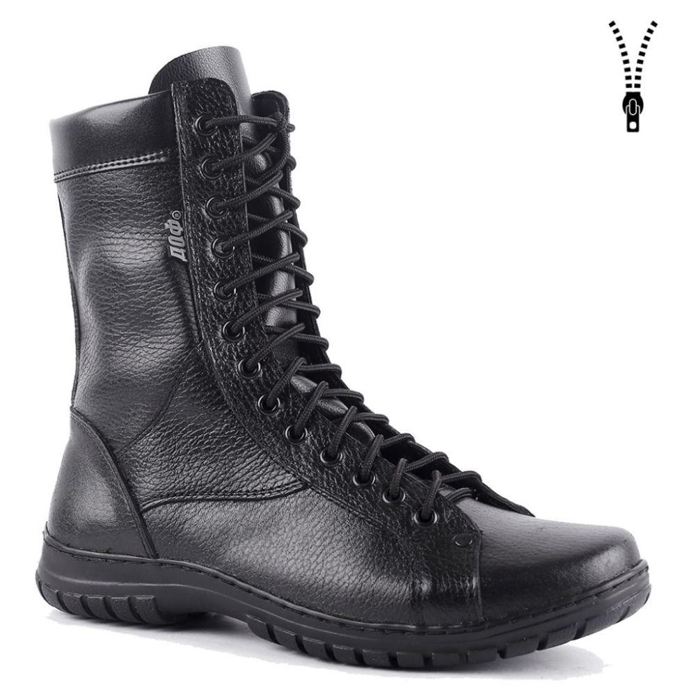 Echtes leder lace-up schwarz armee stiefeletten wüste schuhe männer hohe schuhe flache military stiefel 0054/1 WA