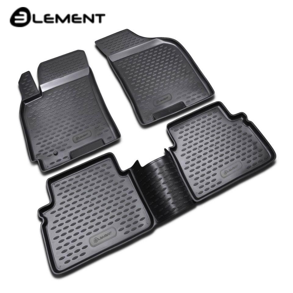 Für Chevrolet Lacetti boden matten in saloon 4 teile/satz Element NLC0805210K