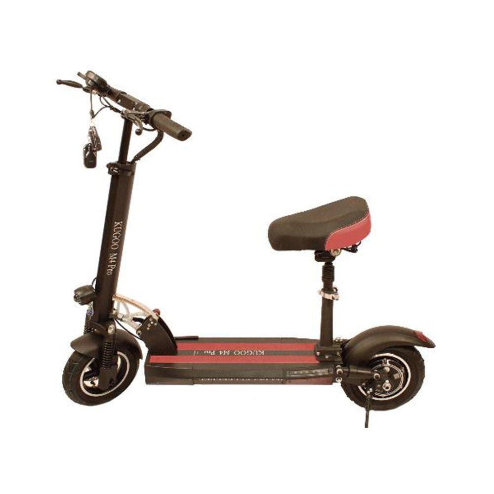 Kugoo M4 PRO Elektrische Roller Samokat Erwachsene 48 V 500 W Starke leistungsfähige Skate Faltbare Drift Roller Licht Gewicht Roller