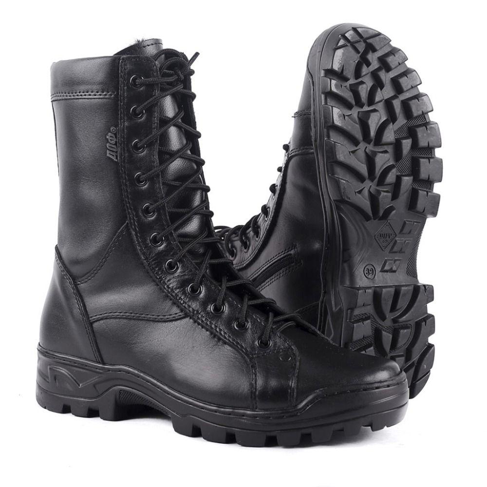 Winter mann ankle stiefel mit pelz military armee schuhe hohe qualität stoff und gummi casual schuhe 0054/11 ZA