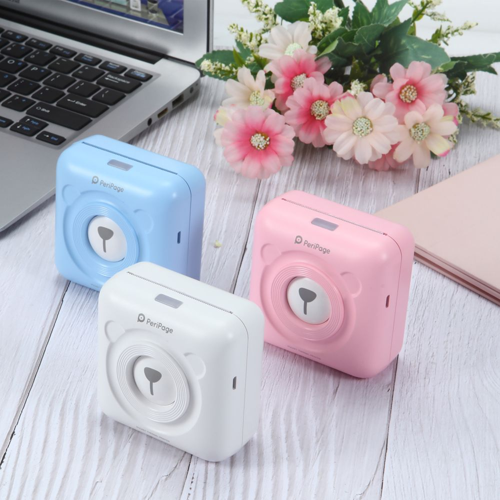 Mini Pocket  Photo Printer Mobile phone Photo Printer Portable Handheld Printer