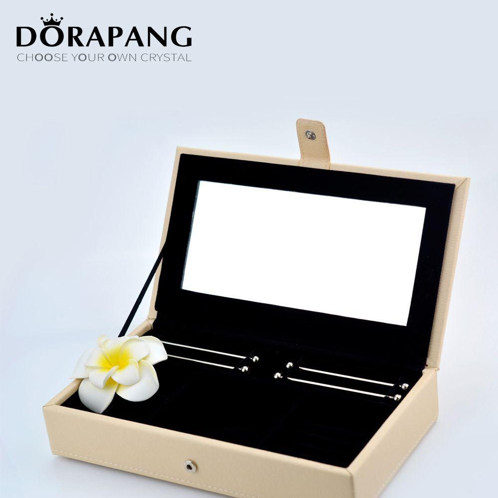 DORAPANG Genuine Fashion Charm Box For Women Original Pan Bracelet Beads Jewelry Gift Oversize Boxes Factory Wholesale