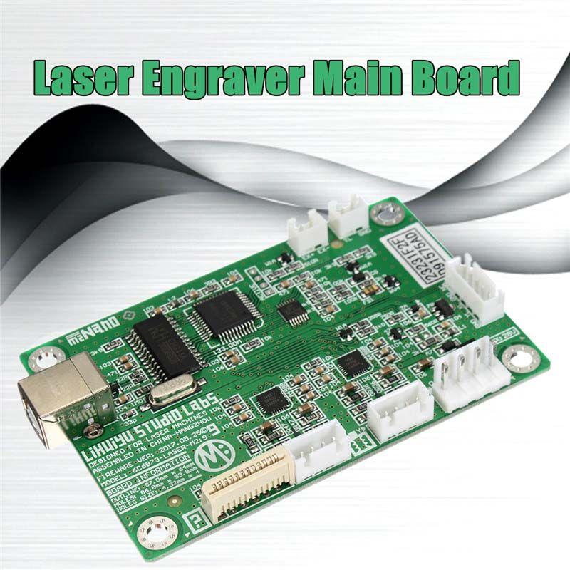 CO2 Laser Engraver Main Board K40 M2 Mother Main Board Control System For DIY CO2 Laser Engraving Engraver High Quality