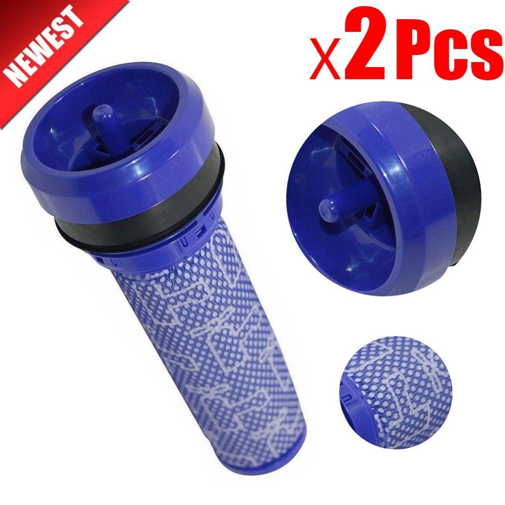 2 pcs lavable pré filtre à poussière pour Dyson DC39 Animal/complet/limité DC39 DC37 aspirateur filtres Hepa pièces accessoires
