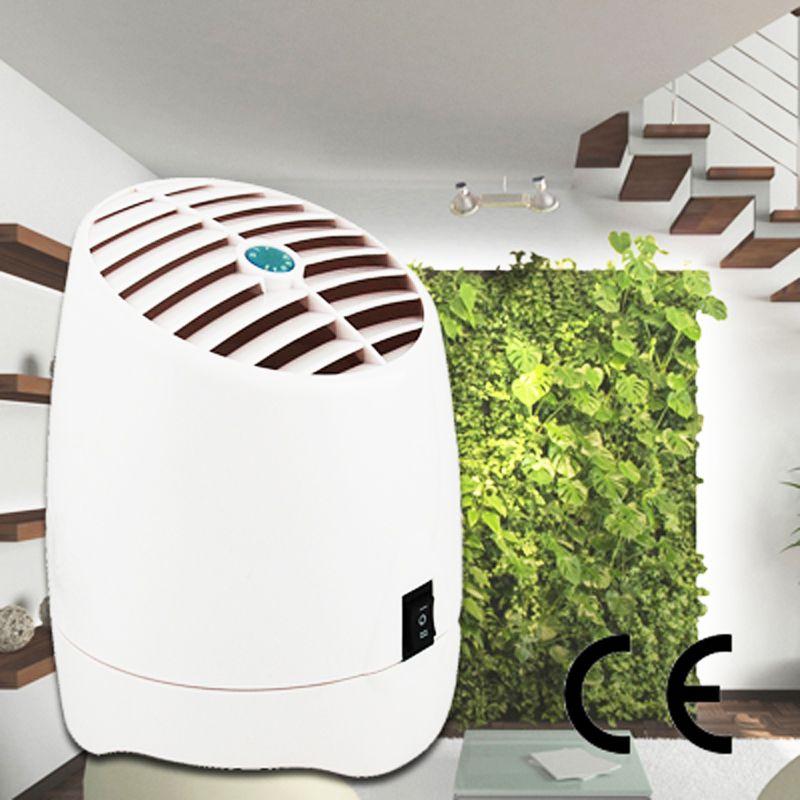 Coronwater La Maison et le Bureau purificateur d'air avec diffuseur de senteur, générateur d'ozone et Ioniseur, GL-2100 CE RoHS