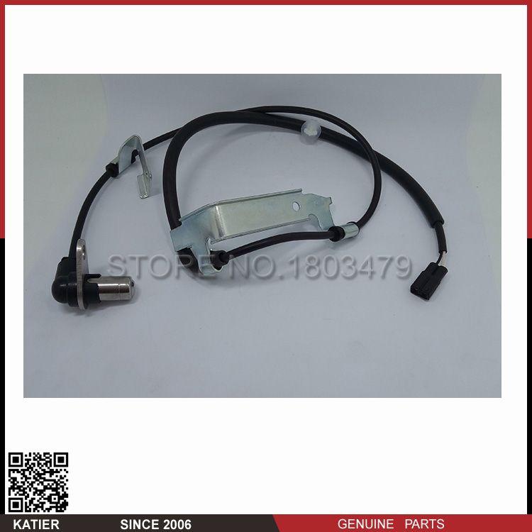 Free Shipping Right ABS Wheel Speed Sensor 56210-52D00 5621052D00 For Suzuki Grand Vitara 2001-2005