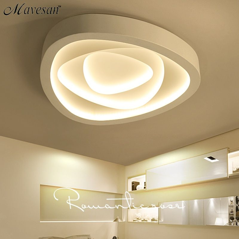 New!favorable Led Ceiling Light Indoor Lighting Round/Square Bedroom Living Room Lamp Foyer Lamps Free Shipping