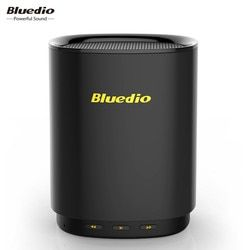 Bluedio TS5 Мини Bluetooth динамик Портативный Беспроводной динамик Звуковая Системы с микрофоном поддерживается голосовой Управление громкоговор...