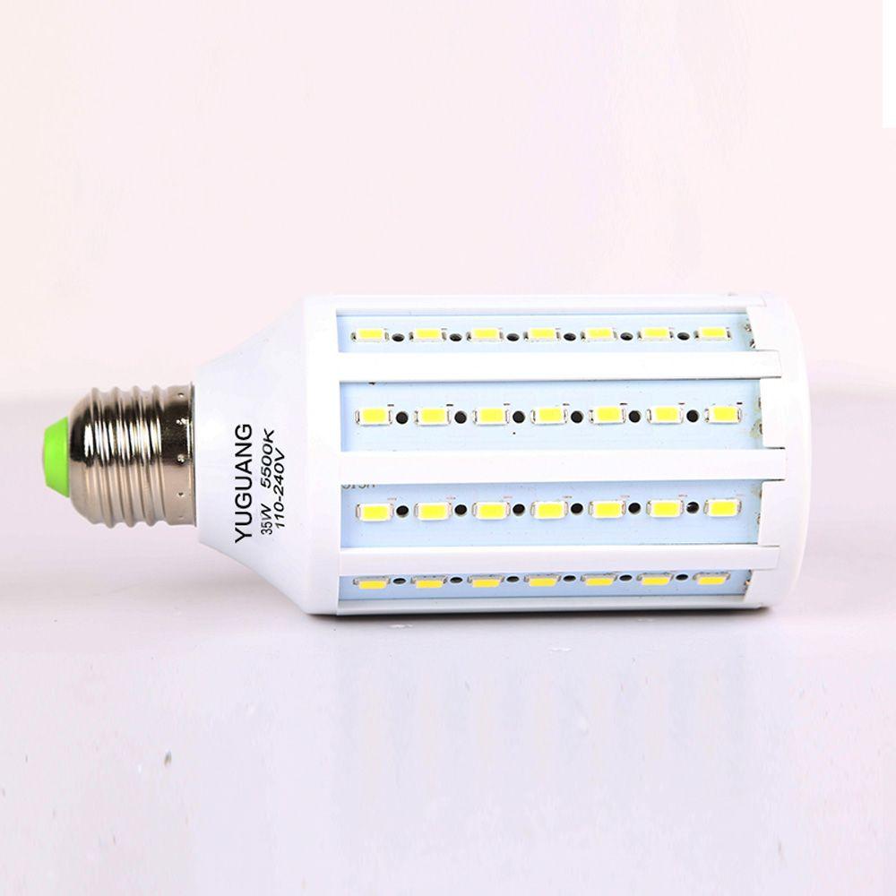 Yuguang lampe à LED ampoule 220 v 35 w 5500 k Studio de Photo pour la sonnerie intérieure et l'éclairage de photographie de téléphone